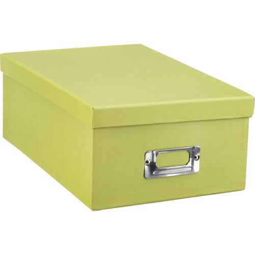 Pioneer Photo Albums B1S-SG Deluxe Photo Storage Box (Sage Green)