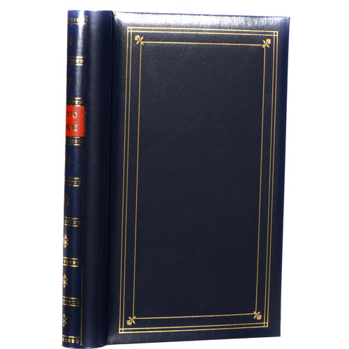 Pioneer Photo Albums BDP-35 Photo Album (Navy Blue)