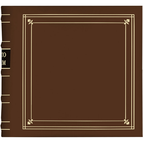 Pioneer Photo Albums BL-200 Bonded Leather Photo Album (Tan)