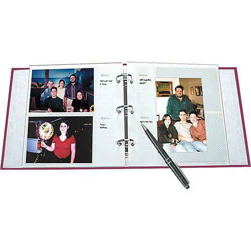 Pioneer Photo Albums Refill Pages for the BL-200 Bi-Directional Photo Album (Pack of 10)