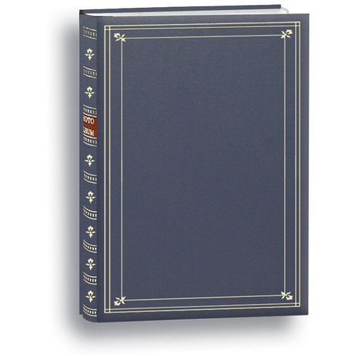 Pioneer Photo Albums Bi-Directional Photo Album (Bay Blue)