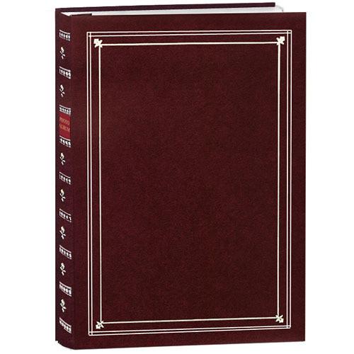 Pioneer Photo Albums Bi-Directional Photo Album (Burgundy)