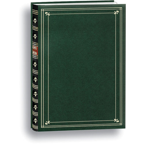 Pioneer Photo Albums Bi-Directional Photo Album (Hunter Green)