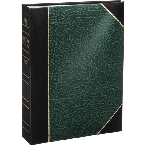 Pioneer Photo Albums BT46-HG Ledger Le Memo Photo Album (Hunter Green)
