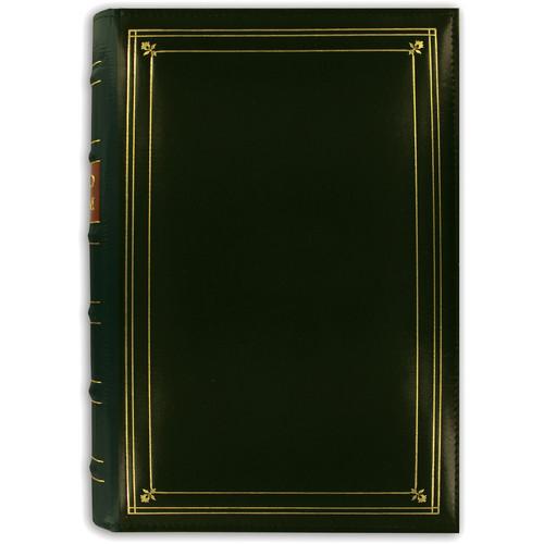 Pioneer Photo Albums BTA-204 Bonded Leather 3-Ring Album (Hunter Green)