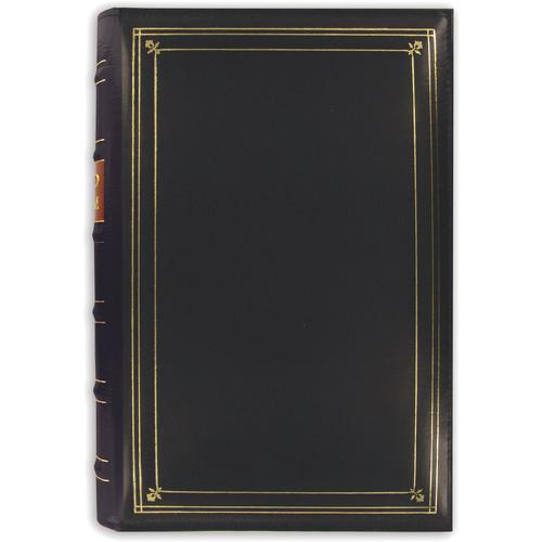 Pioneer Photo Albums BTA-204 Bonded Leather 3-Ring Album (Navy Blue)