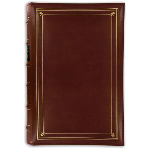 Pioneer Photo Albums BTA-204 Bonded Leather 3-Ring Album (Tan)