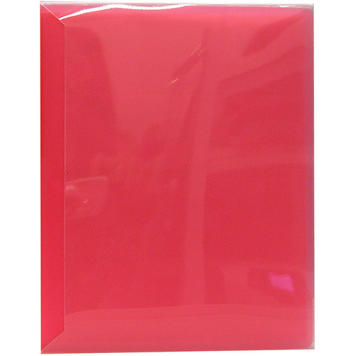 Pioneer Photo Albums CF-2 Space Saver Poly Album (Red)