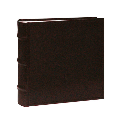 Pioneer Photo Albums CLB-146 Sewn Bonded Leather 100 Pocket Album (Brown)