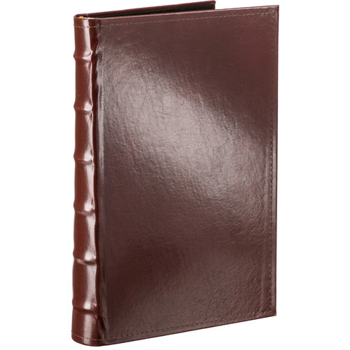 Pioneer Photo Albums CLB-346 Sewn Bonded Leather Bi-Directional 300 Pocket Album (Brown)