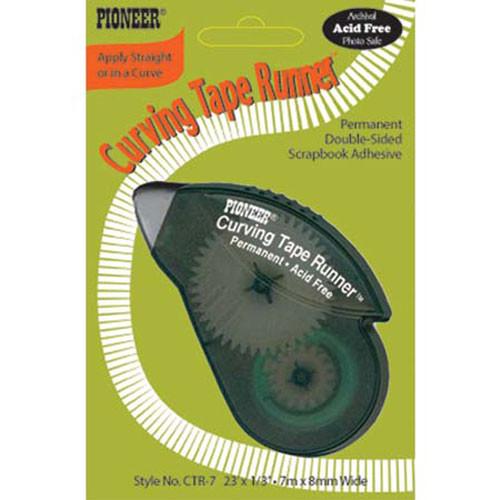 Pioneer Photo Albums Curving Tape Runner