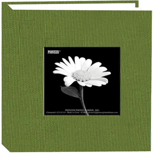 Pioneer Photo Albums DA-100CBF Cloth Frame Album (Hunter Green)