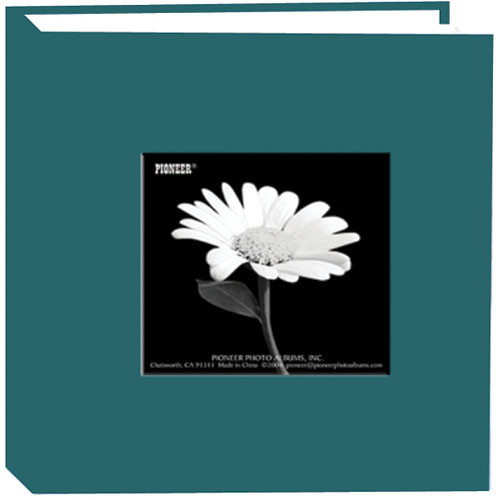Pioneer Photo Albums DA-100CBF Cloth Frame Album (Majestic Teal)