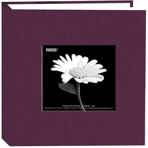 Pioneer Photo Albums DA-100CBF Bi-Directional Cloth Frame (Wildberry Purple)