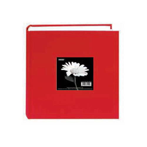 Pioneer Photo Albums DA-200CBF Bi-Directional Cloth Frame Album (Apple Red)