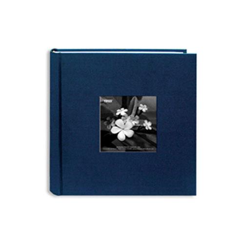 Pioneer Photo Albums DA200SKF-L Silk Frame Bi-Directional Photo Album (Lagoon)