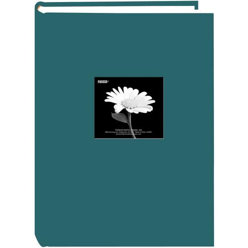 Pioneer Photo Albums DA-300CBF Fabric Frame Bi-Directional Memo Album (Majestic Teal)
