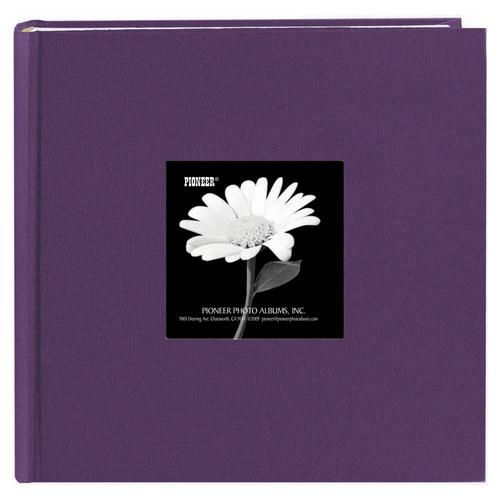Pioneer Photo Albums DA-200CBF Bi-Directional Cloth Frame Album (Wildberry Purple)