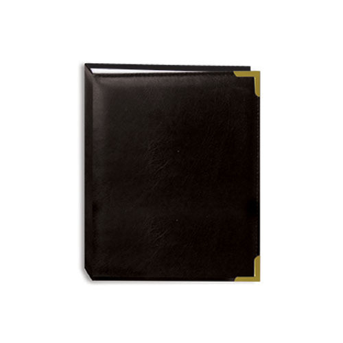 Pioneer Photo Albums E4-100 Oxford Series Photo Album (Black)