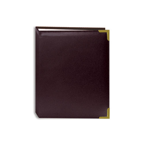 Pioneer Photo Albums E4-100 Oxford Series Photo Album (Burgundy)