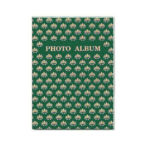 Pioneer Photo Albums FC-146 Flexible Cover Album (Green)