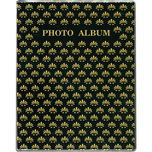 Pioneer Photo Albums FC-157 Flexible Cover Album (Black)