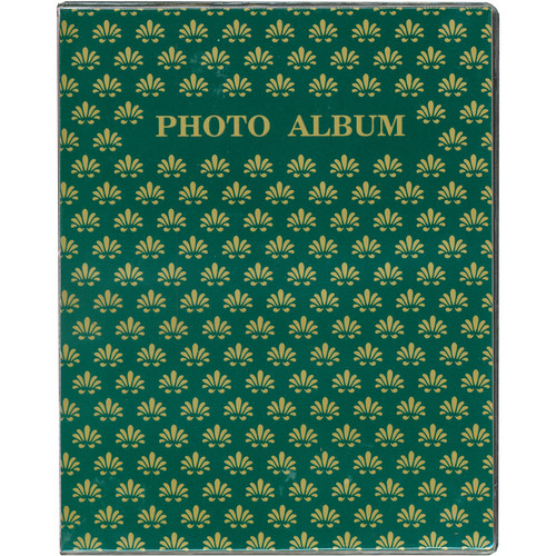 Pioneer Photo Albums FC-157 Flexible Cover Album (Green)