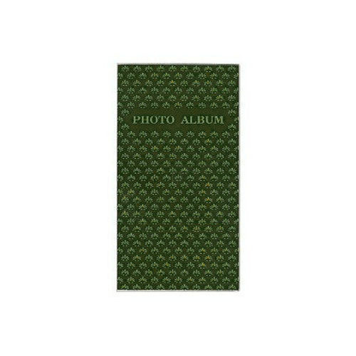 Pioneer Photo Albums FC-346 Flexible Cover Album (Green)