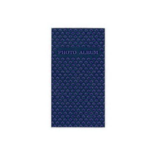 Pioneer Photo Albums FC-346 Flexible Cover Album (Navy Blue)