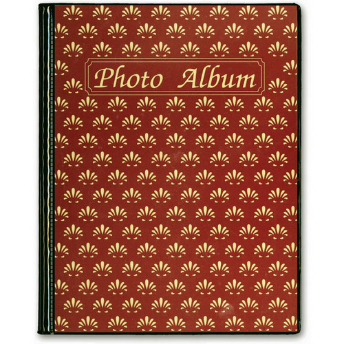 Pioneer Photo Albums HC-246 Hard Cover Photo Album (Burgundy)