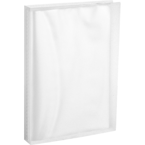 "Pioneer Photo Albums Transparent Poly Photo Album - 4 x 6"" (Clear)"