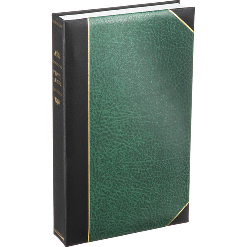 Pioneer Photo Albums JBT-46 Ledger Bi-Directional Le Memo Album (Hunter Green)