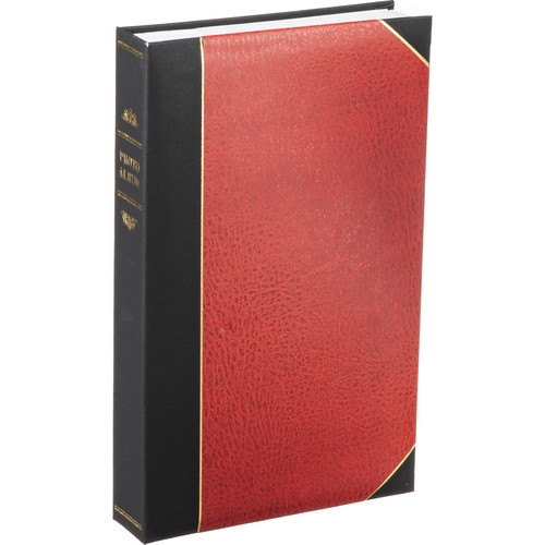 Pioneer Photo Albums JBT-46 Ledger Bi-Directional Le Memo Album (Red)