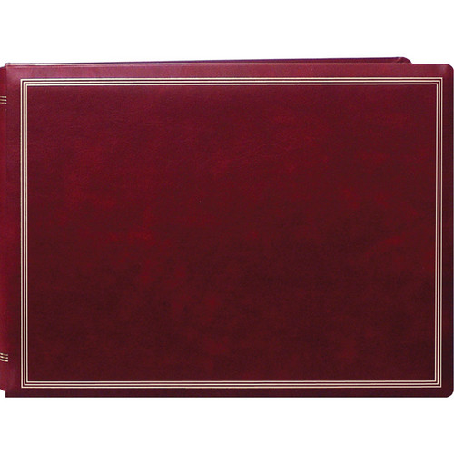 Pioneer Photo Albums JMV-207 Magnetic Page X-Pando Photo Album (Burgundy)