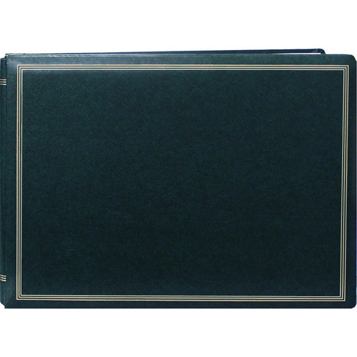 Pioneer Photo Albums JMV-207 Magnetic Page X-Pando Photo Album (Hunter Green)