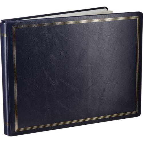 Pioneer Photo Albums JMV-207 Magnetic Page X-Pando Photo Album (Navy Blue)