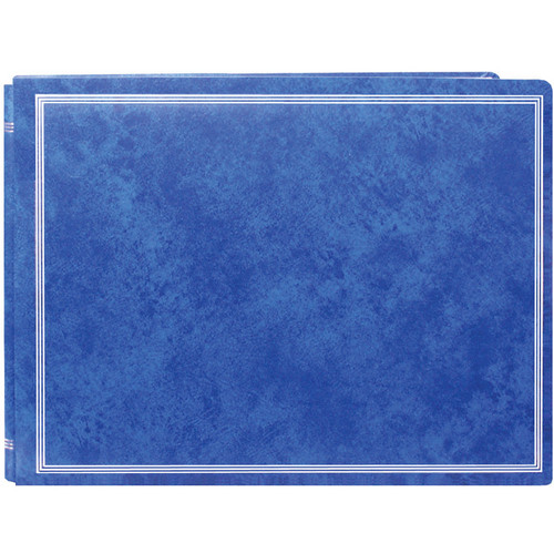 Pioneer Photo Albums JMV-207 Magnetic Page X-Pando Photo Album (Royal Blue)