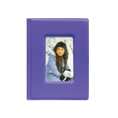 Pioneer Photo Albums KZ-46 Frame Cover Album (Blue)