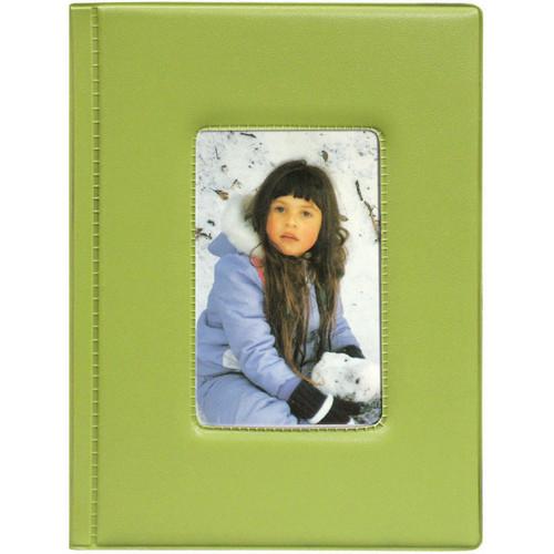 Pioneer Photo Albums KZ-46 Frame Cover Album (Green)