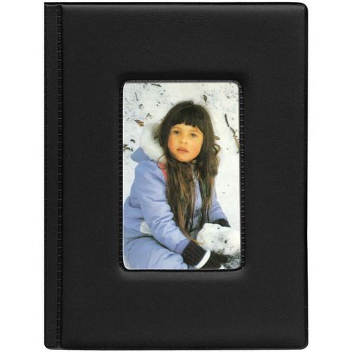 Pioneer Photo Albums KZ-46 Frame Cover Album (Black)