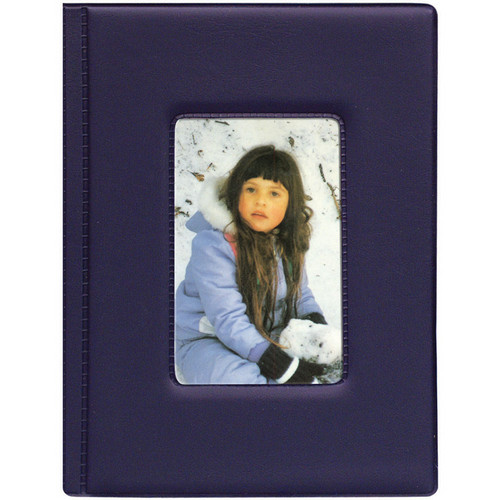 Pioneer Photo Albums KZ-46 Frame Cover Album (Navy Blue)