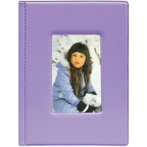 Pioneer Photo Albums KZ-46 Frame Cover Album (Periwinkle)