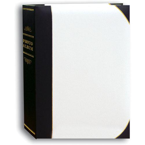 Pioneer Photo Albums LBT-57 Mini Ledger Le Memo Album (White)