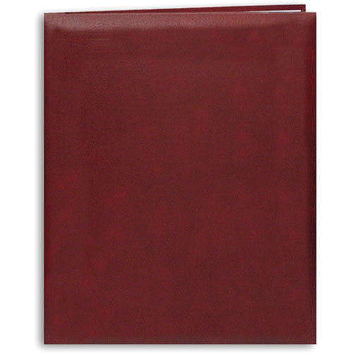"Pioneer Photo Albums MB-811 8.5 x 11"" Memory Book (Burgundy)"