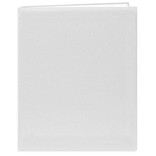 "Pioneer Photo Albums MB-811 8.5 x 11"" Memory Book (White)"