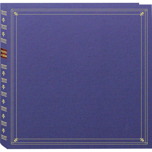 Pioneer Photo Albums MP-46 Full Size Memo Pocket Album (Bay Blue)