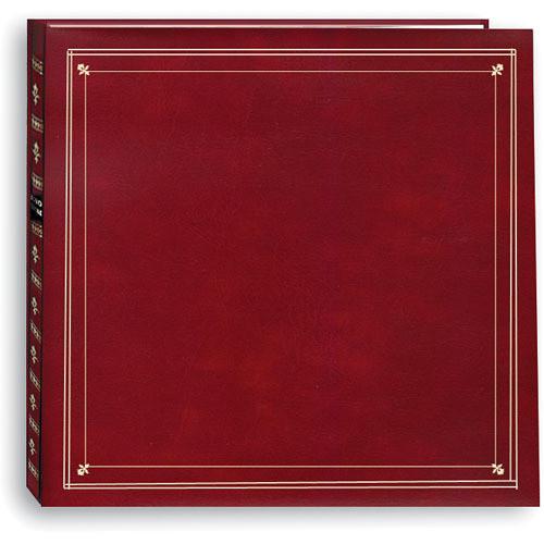 Pioneer Photo Albums MP-46 Full Size Memo Pocket Album (Burgundy)