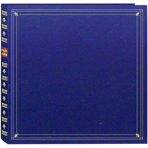 Pioneer Photo Albums MP-46 Full Size Memo Pocket Album (Royal Blue)