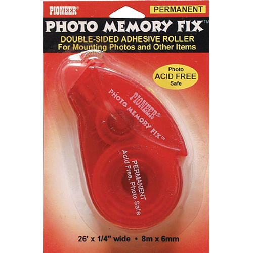 Pioneer Photo Albums Photo Memory Fix (Permanent)