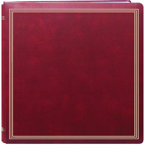 Pioneer Photo Albums PMV-206 X-Pando Magnetic Photo Album (Burgundy)